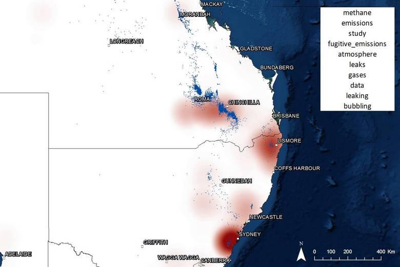 Figure #. ## methane emissions.